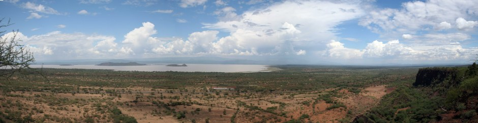 Lake Baringo Panorama