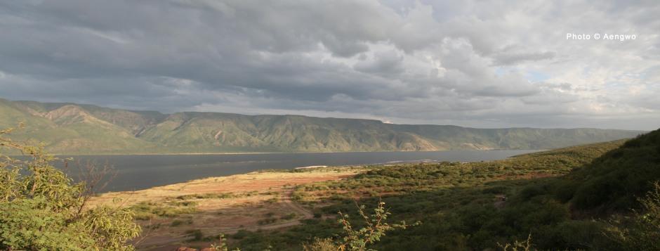 Lake Baringo Panorama